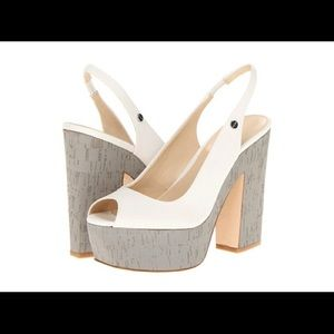 7- Calvin Klein heels